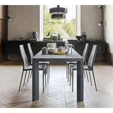 calligaris echo extending table dining tables extending vale furnishers