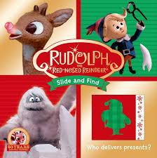 rudolph red nosed reindeer slide