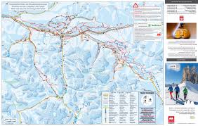 Dolomites Italy Map by Winter Hiking In Pristine Nature Of The Sesto Dolomites