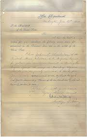 chamberlain letter to lincoln maine an encyclopedia