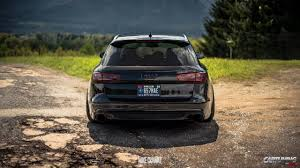 stanced jeep wrangler stanced audi a6 avant c7 front