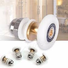 23 Shower Door 1pc New Partiality Shower Door Rollers Runners Pulleys Diameter 19