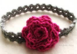 crochet baby headband beginner crochet baby headband pattern manet for