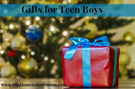 gifts for teen boys hip homeschool moms