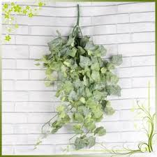 wholesale high quality artificial grape vines leaves hanging