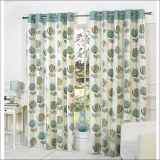 100 Inch Blackout Curtains Kitchen Floral Blackout Curtains Teal Window Curtains Orange And
