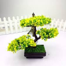 1pc vintage home decor plants artificial decorative trees fresh