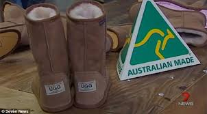 ugg boots australian made sydney eddie oygur s australian leather ugg boot business being sued by