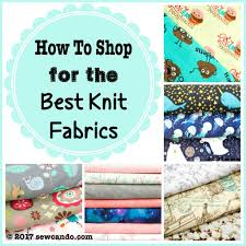 best cotton sew can do how to shop for the best cotton knit fabrics
