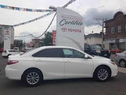 used 2015 toyota camry for used 2015 toyota camry le in edmundston used inventory