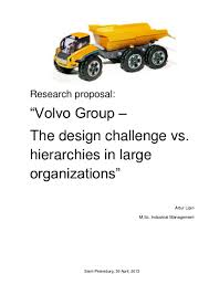 volvo group global volvo group design management