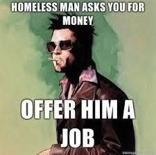 Tyler Durden Meme - image 106956 disruptive durden helpful tyler durden know