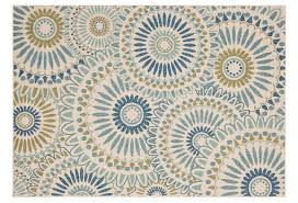 Blue And Green Outdoor Rug Sultan Outdoor Rug Blue Green Area Rugs From One