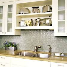 Ideas Of Using Open Kitchen Wall Shelves Shelterness - Kitchen cabinet without doors