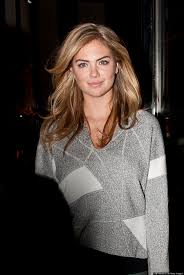 kate uptons hair colour kate upton s natural beauty shines in laidback look