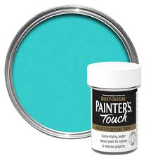 rust oleum painter u0027s touch interior u0026 exterior aqua gloss