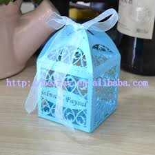 Wedding Cake Gift Boxes Wedding Gift Box Laser Cut Candy Chocolate Boxes For Wedding Laser