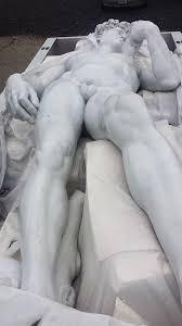 colossal carrara marble michelangelo u0027s david caesars palace