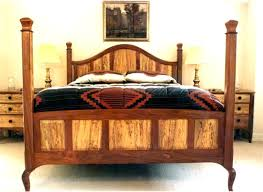 canopy bed frame king size king size bed frame 4 poster head foot