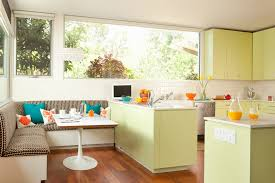 small kitchen seating ideas picture of kitchen booth seating design laluz nyc useful small