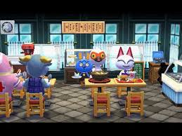 Happy Home Designer Villager Furniture Animal Crossing Happy Home Designer City Tour Youtube