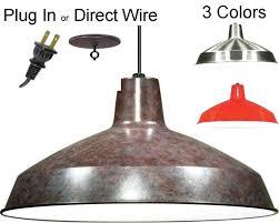 retro vintage warehouse pendant light lamp shade pro