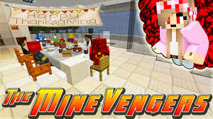 minecraft minevengers evil tries to ruin