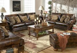 leather sofas and loveseats brown leather reclining sofa and