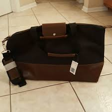 womens boots maur 72 maur handbags nwt weekender bag from maur from