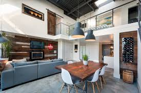 wood interior homes reclaiming wood for today s modern homes