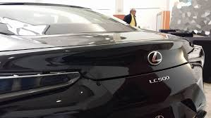 lexus headquarters in usa lexus lc 500 in dark gray auto moto japan bullet