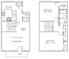 two bedroom two bath floor plans apartment floor plans two bedroom apartments in clifton park york