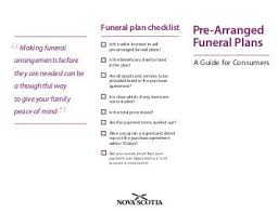 funeral planning guide funeral pre planning guide island ny