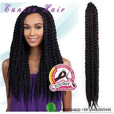 interlocking hair senegalese twists crochet braids mambo twist 24