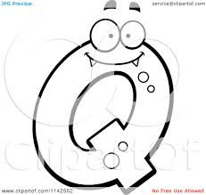 q tip coloring pages