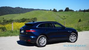 crossover cars 2017 2017 jaguar f pace 35t prestige review a crossover with claws