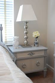 Dark Grey Nightstand Bedroom Fabulous Mirrored Furniture Hayworth Nightstand Dresser