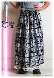 pattern for simple long skirt movies marinobambinos