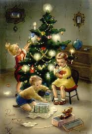 3024 best an old fashioned christmas images on pinterest vintage