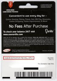 www my vanilla debit card fyi something just happened vanillavisacom