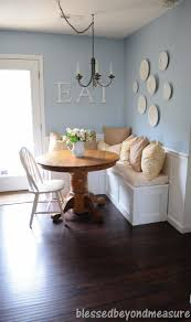Small Breakfast Nook Table by Stunning Shaped Breakfast Nook And Furniture Inspirations Picture