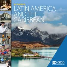 Where Is Latin America On The Map by Oecd And Latin America And The Caribbean Organisation For