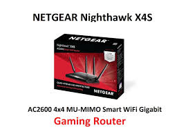best router for gaming netgear nighthawk x4s review best