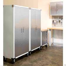 Accessories  Foxy Garagestoragesystem Metal Garage Storage - Stainless steel cabinet doors canada