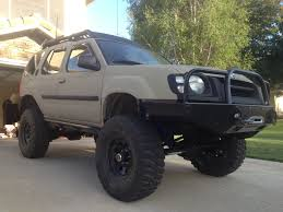 2003 nissan xterra lifted nissan xterra forum wheel and tire compatibility