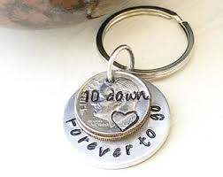 10 year anniversary gifts for men 10 year anniversary etsy