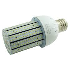 led garage light bulbs led garage light retrofit 40 watts e26 medium base led corn bulb