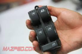 modifikasi bikin indiglow tombol saklar power window avanza