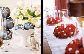 Centerpieces For Christmas by Diy Indoor Homemade Christmas Centerpieces Decorations