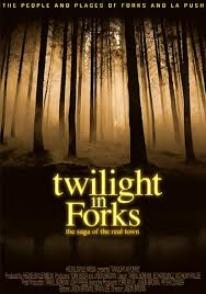 Twilight in Forks poster